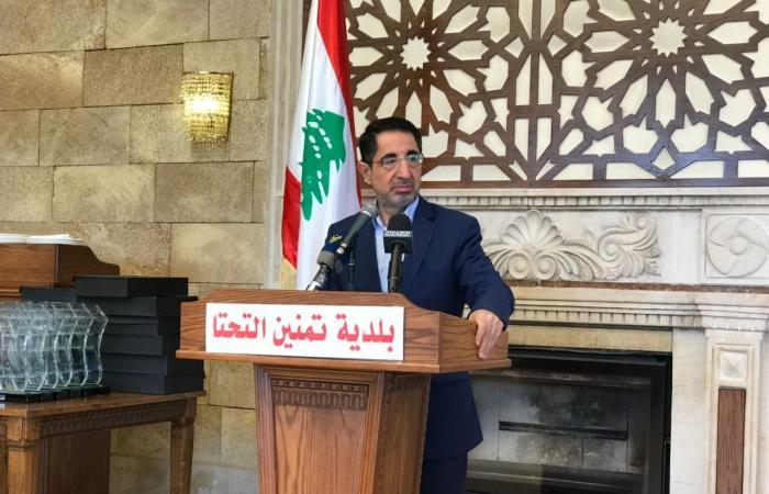 الحاج حسن: غياب الرؤية والحرب السورية سببا الأزمة الاقتصادية