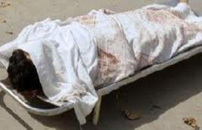 """""""إبراهيم"""" جثة هامدة في بستانه"""