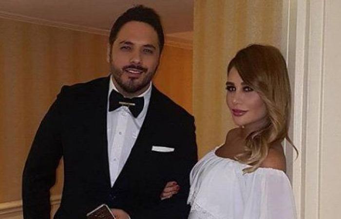 بالصورة: هكذا تمّ الكشف عن جنس مولود رامي وداليدا عياش