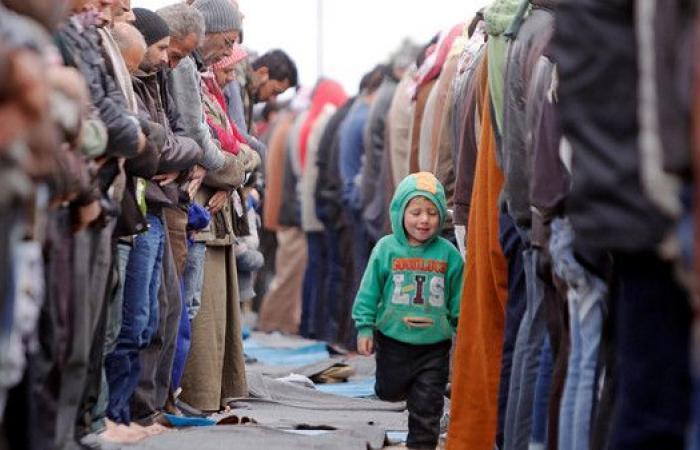 133 ألف نازح من الغوطة الشرقية خلال 4 أسابيع