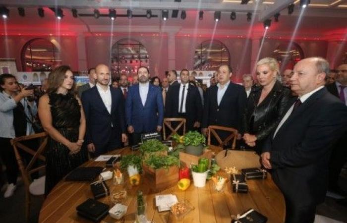 """الحريري: """"سيدر"""" يشكل فرصة حقيقية لانهاض لبنان اقتصاديا"""