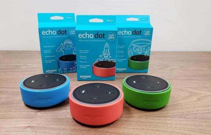 أمازون تعلن عن نسخة مخصصة للأطفال من جهاز Echo Dot