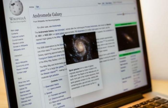 """هل يسرق الفضول وقتك عند البحث على ويكيبيديا ؟ ميزة """"معاينة الصفحة""""…"""