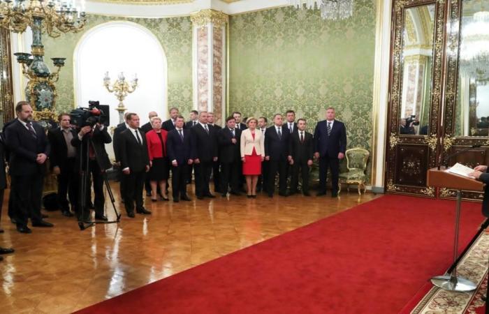بوتين يتسلم ولايته الرئاسية الرابعة