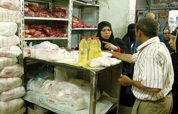 «التموين»: احتياطي البلاد من السكر ضعف المقرر.. والزيت يكفي حتى 4 أشهر