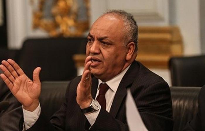 مصطفى بكري: «إسرائيل» دعت نواب لحضور احتفالاتها بالقاهرة.. وما يحدث «تطبيع مرفوض»