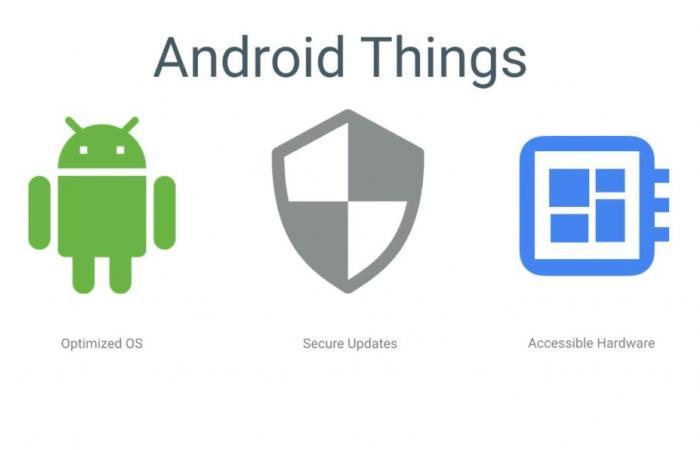 جوجل تطلق نظام تشغيل إنترنت الأشياء Android Things 1.0