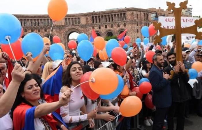 زعيم المعارضة رئيسا للوزراء بأرمينيا