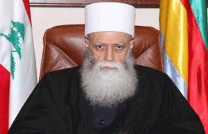 الشيخ نعيم حسن يدعو للتهدئة