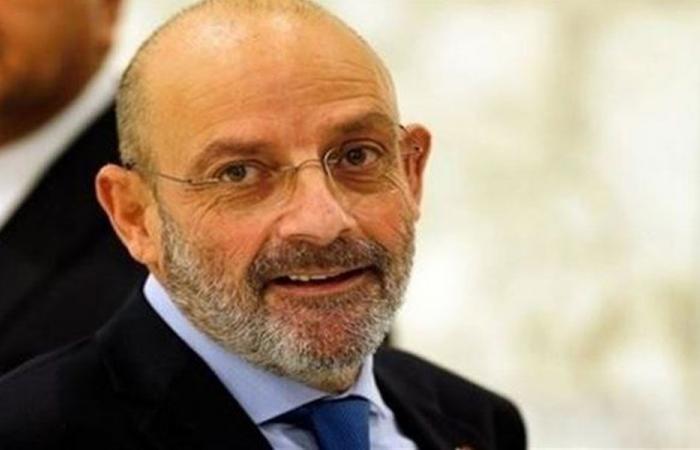 الصراف بحث مع السفير الفرنسي دعم القوى الأمنية