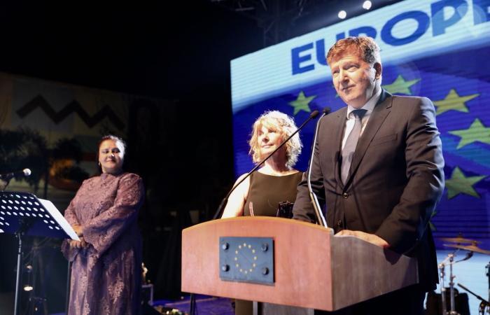 بالصور.. السفير سوركوش: الشراكة الاستراتيجية بين الاتحاد الأوروبي ومصر تمكنّا من تحقيق تطلعات شعوبنا