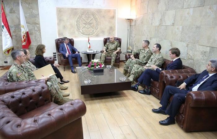 شورتر: بريطانيا ستبقى شريكا قويا للبنان