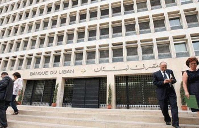 تراجع السندات الدولارية ومصرف لبنان يبيع سندات بقيمة ملياري دولار