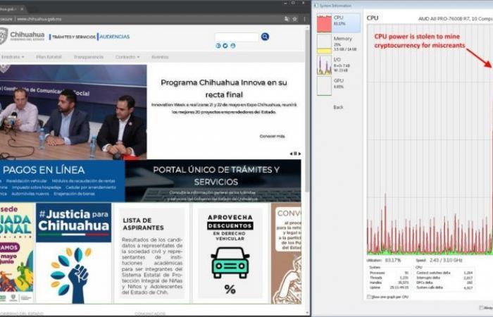 ما يقرب من 400 موقع دروبال مصابة ببرامج خبيثة لتعدين العملات الرقمية