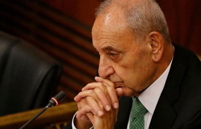 بري: مرشحي لرئاسة الحكومة سعد الحريري