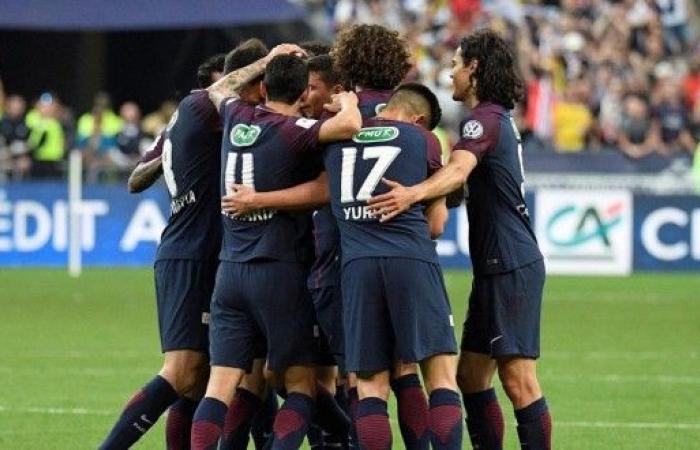 سان جيرمان سيّد كرة القدم الفرنسية