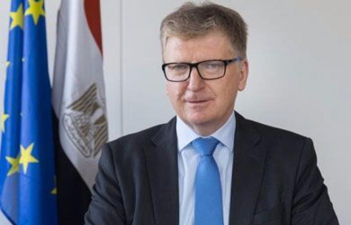 سفير الاتحاد الأوربي: نثق في قدرة مصر على تنفيذ خطط التنمية