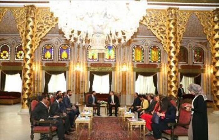 وزير الآثار يلتقي رئيس مجلس إدارة هيئة أبوظبي للسياحة والثقافة