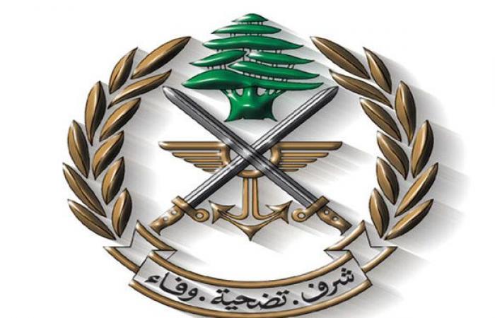 الجيش :4 طائرات حربية معادية خرقت الاجواء اللبنانية