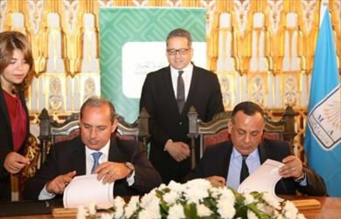 «الآثار»: اتفاقية مع «الأهلي المصري» لرعاية مشروعات وتنمية وتطوير المواقع الأثرية