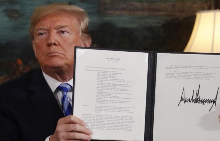 هذه هي تبعات قرار ترامب التخلي عن الاتفاق النووي