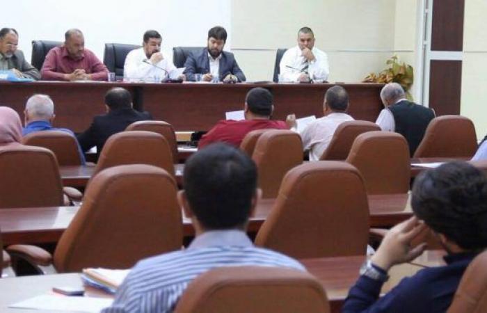 منظمات المجتمع المدني بمصراتة تجتمع بأعضاء لجنة المصالحة مع تاورغاء