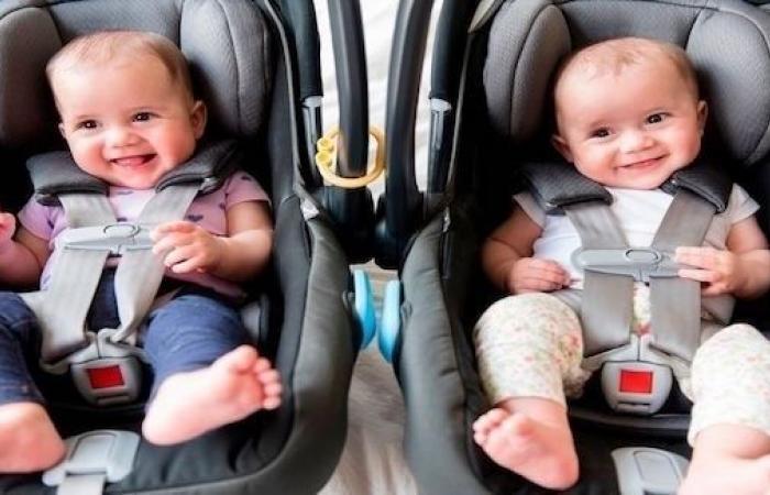لهذا السبب تجنبي ترك طفلك ينام طويلاً في مقعد السيارة