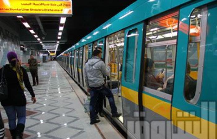 «المترو» بعد تطبيق زيادة أسعار التذاكر: الخدمة منتظمة بجميع الخطوط