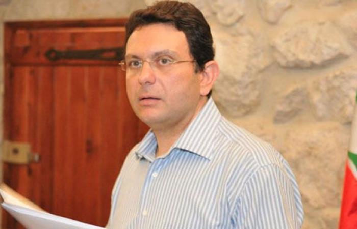 """الخازن أعلن ولادة كتلة """"قلب القرار"""" مع الحسيني"""