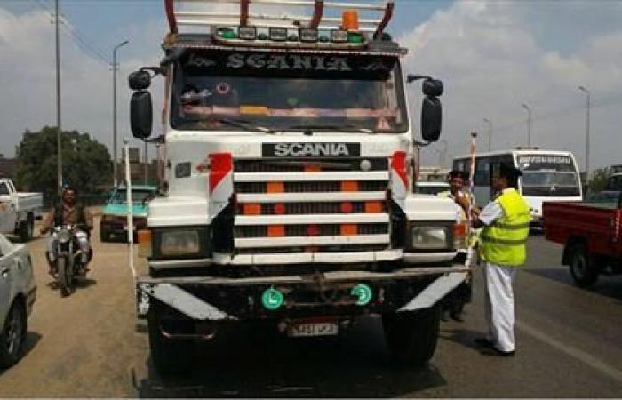 «المرور» يواصل حملات «الصلاحية الفنية للمركبات والفرامل»