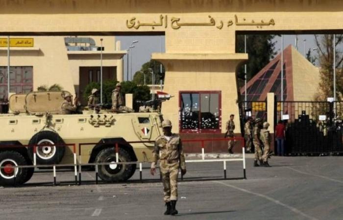 وصول أول حالة مصابة بـ«أحداث غزة» للعلاج في مصر