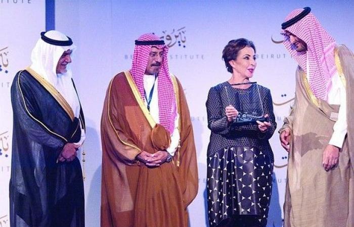 """راغدة درغام لـ """"إيلاف"""": في الرياض الملتقى ولو بعد حين!"""