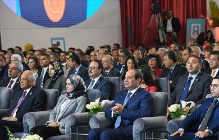 «السيسي»: لا توجد أي خدمة في مصر بسعرها الحقيقي