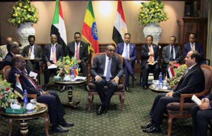 قمة دورية كل 6 أشهر بين قادة مصر والسودان وإثيوبيا