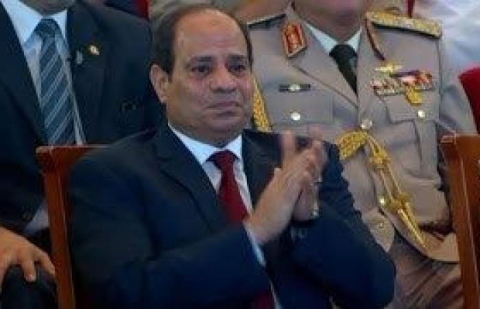 «السيسي» يشهد فيلما تسجيليها عن تاريخ الحياة السياسية والحزبية في مصر