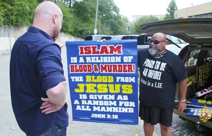 لوبي أميركي يتجسس على المسلمين