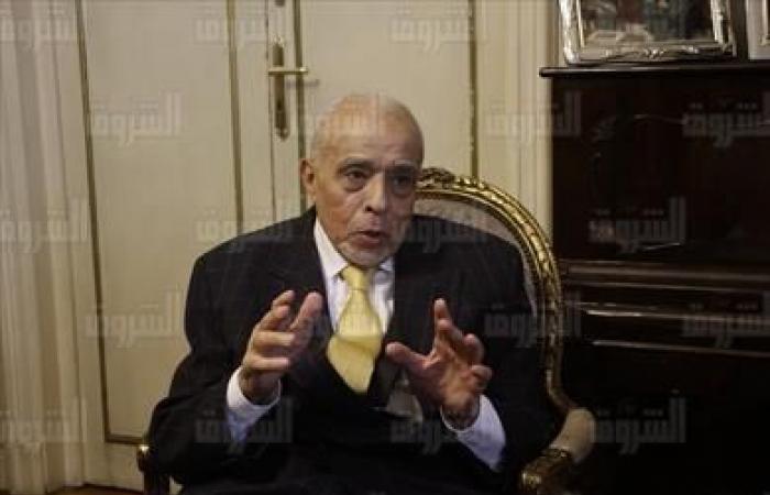 سيد قاسم المصري: نسعى لإنهاء الانقسام في «الدستور» وإجراء انتخابات جديدة