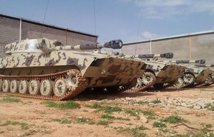 الجيش الليبي يتقدم نحو درنة من الجهة الشرقية والغربية