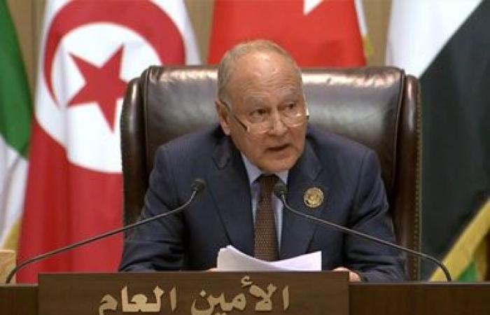 «أبو الغيط»: العرب سيلجأون للجمعية العامة إذا تصدت واشنطن لطلبهم بتشكيل لجنة تحقيق بشأن غزة