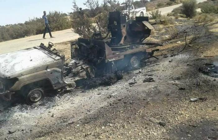 الجيش الليبي: قادة الإرهاب يقيمون في تركيا