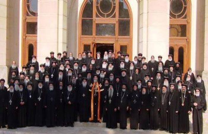المجمع المقدس للكنيسة القبطية ينتخب سكرتيرا جديدا له