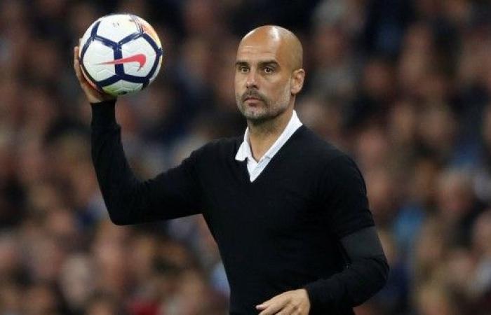 مانشستر سيتي يمدد عقد غوارديولا حتى 2021