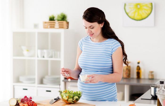 كيف تتخلص الحامل من حموضة المعدة في رمضان
