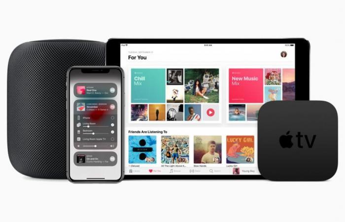 آبل تصدر النسخة 11.4 من نظامها التشغيلي iOS مع AirPlay 2
