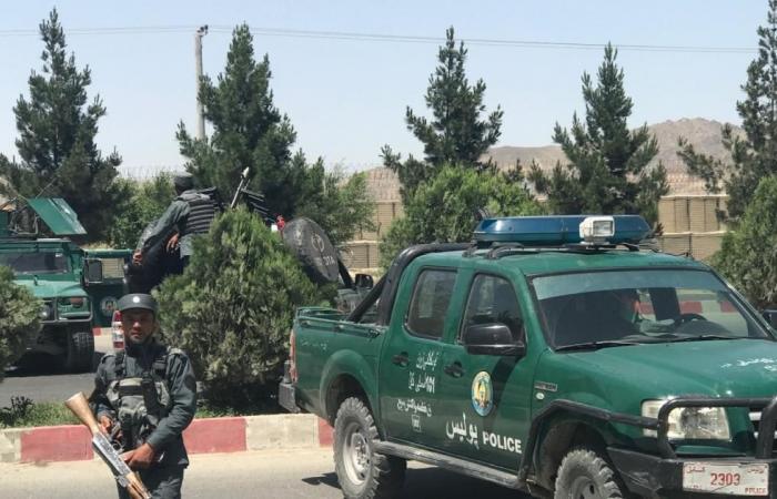 هجوم يستهدف وزارة الداخلية الأفغانية