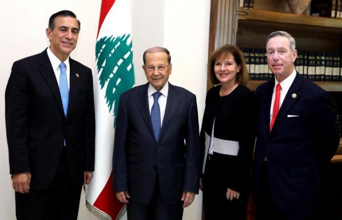 عون: لبنان مقبل على مرحلة متقدمة من الاستقرار