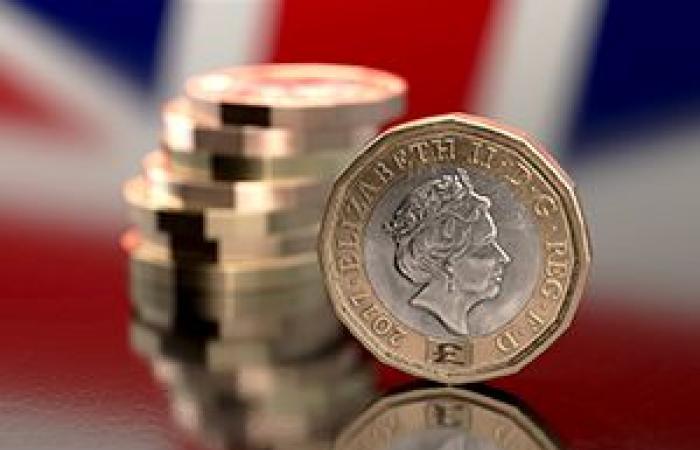 ارتفاع العملة الملكية الجنية الإسترليني في أربعة جلسات أمام الدولار الأمريكي