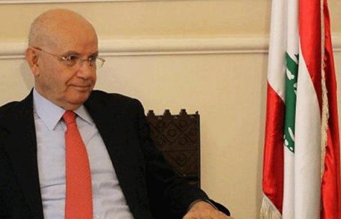 مراد التقى الحص ودعا للإسراع في تشكيل الحكومة