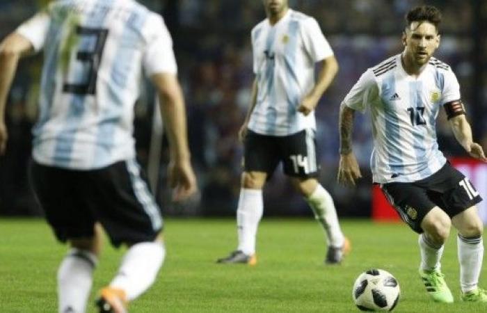 ميسي يبعد الأرجنتين عن لقب المونديال