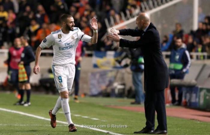 زيدان يفاجئ الجميع بتقديم استقالته من تدريب ريال مدريد